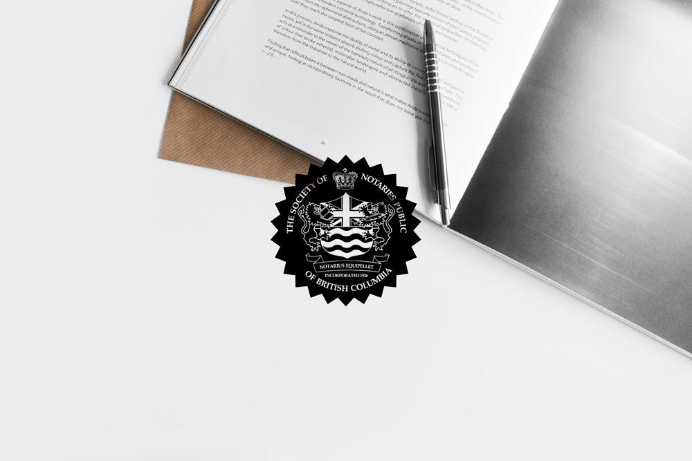 Notarization - Jennifer O'Donnell Public Notary Inc.